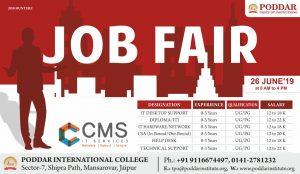 Job Fair CMS