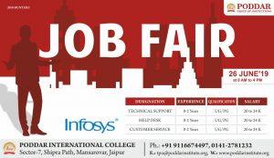 Job Fair Infosys