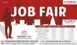 Job Fair Reliable First